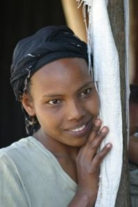 ethiopian girl