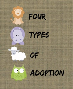 Four Types of Adoption
