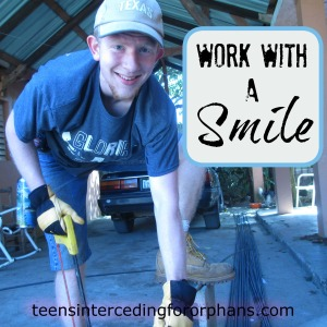 Work with a Smile