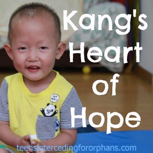 Kang's Heart of Hope