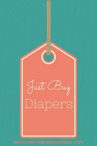 Just Buy Diapers