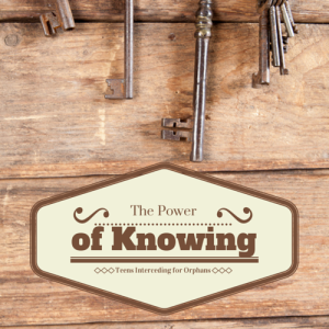 The Power of Knowing