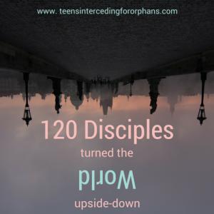 120 Disciples