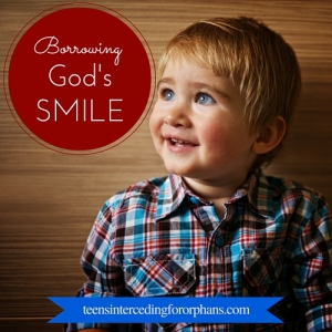 Borrowing God's Smile